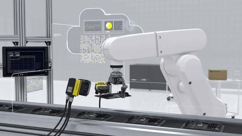 Industry 40 and Machine Vision