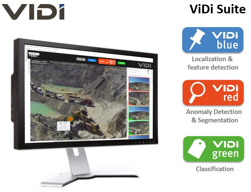 ViDi Deep Learning Standard| Cognex
