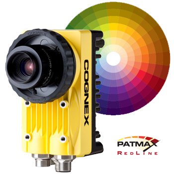 World's only color stand-alone 5MP vision system