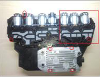 Continental Auto red part identification