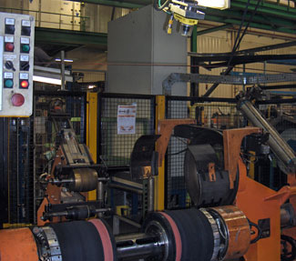 Continential France production line