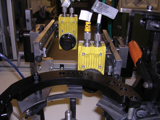 Lisi Automotive using insight cognex vision system