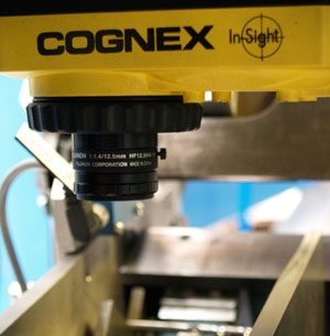 Schuster-Prazision upclose cognex insight profile