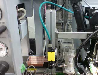 Carsem using insight 8000 to inspect electronics manufacturing