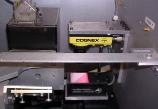 cognex insight inspecting Sarantel Electronics products