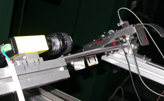 Tyco Electronics manufacturing using mounted cognex In-Sight
