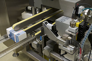 Bosch manufacturing cognex camera for defect detection