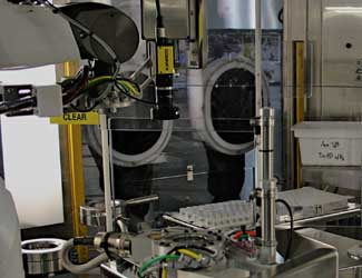 AST Micro-Pharmaceutical manufacturing inspect with in-sight 8000