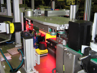 A major pharmaceutical manufacturer relies on Cognex In-Sight vision systems