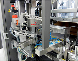 Sanofi pharmaceutical track and trace system