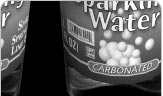 carbonated water bottle wrapper 2d barcode