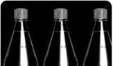 water bottle beverage cap placement verification