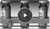 pharmaceutical liquid medication bottle fill level play preview