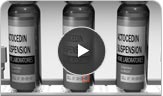 Pharmaceutical medication bottle sell by date play preview