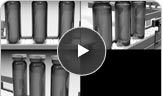 pharmaceutical liquid medication vial crack detection play preview