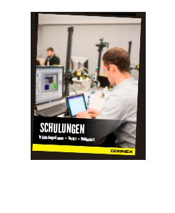 German Cognex Training Guide Schulungen