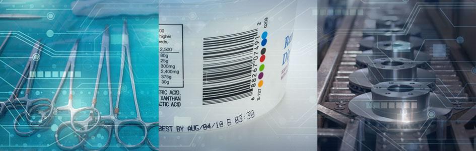 Medical devices, label, automotive parts