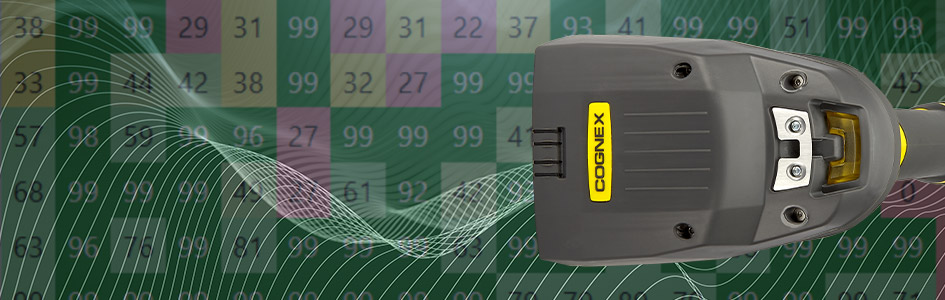 Barcode verifier with modulation banner image