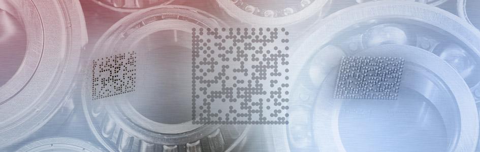Dot Peen 2D Barcode banner image