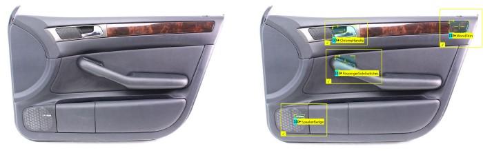 自動車産業のアセンブリ検証