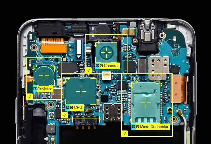 家電製品産業のアセンブリ検証