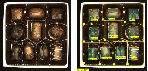 パッケージ産業のアセンブリ検証