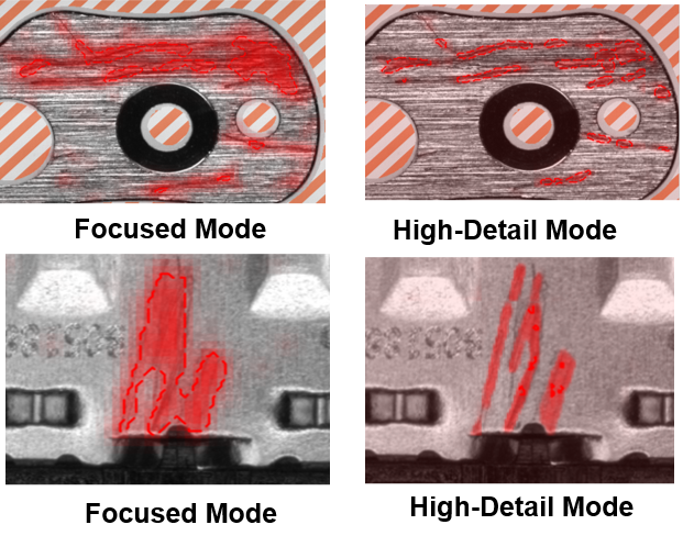 visionpro deep learning Red High Detail Mode Screenshots