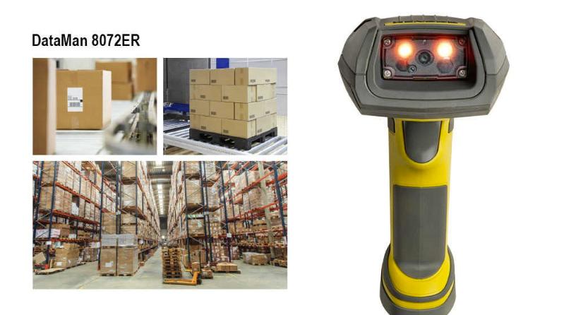 Dataman 8070ER Verpackungspalette und Logistik