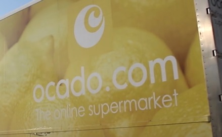 online grocery streamlines logistics operations