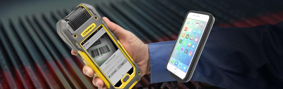 Cognex Smartphone-based scanners