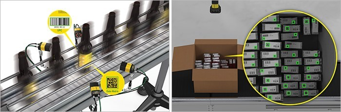 Barcode Reading Packaging Applications