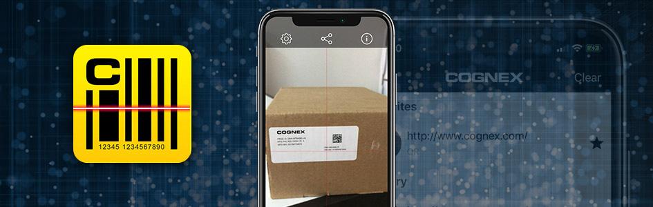 Cognex Barcode Scanners App