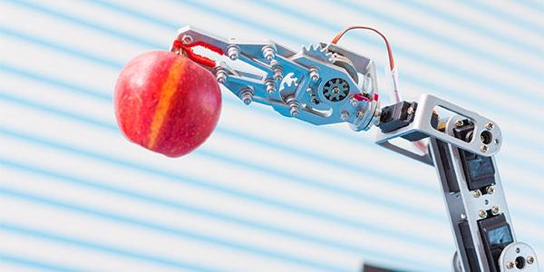 Automatización por COVID: robot de alimentos