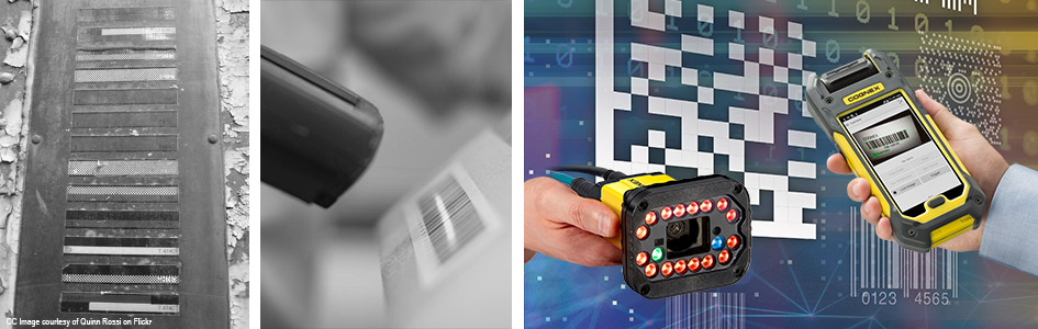 Evolution of barcode scanners