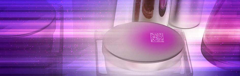 Invisible UV Barcodes
