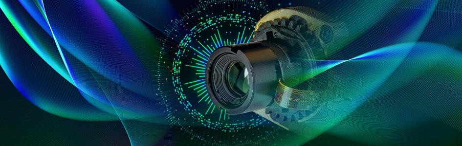 Liquid Lens Autofocus Technology Banner