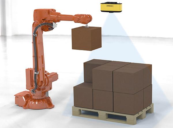 Automatisierte Verteilzentren - Robotertechnik