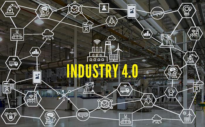 Informatique de pointe dans l'Industrie4.0