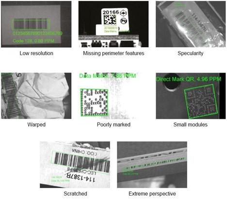 Examples of noisy codes
