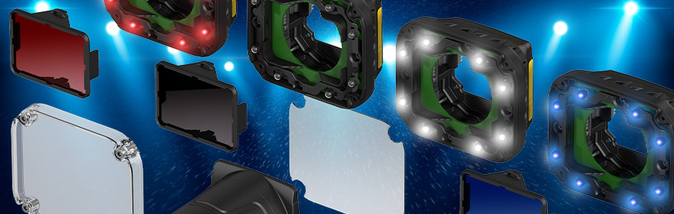 machine vision lighting and filters