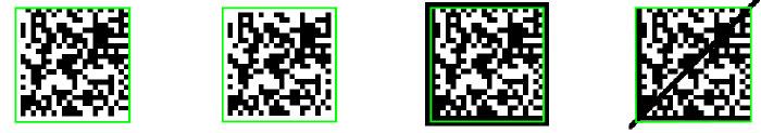 Les algorithmes de PowerGrid lisent les codes2D endommagés