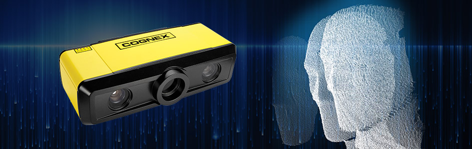 Thermal image scanning and Brainlab and Cognex 3D machine vision camera