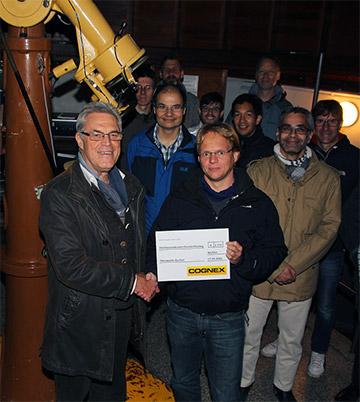 Aachen Observatory Donation
