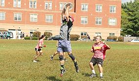 Cognex Culture ultimate Frisbee team
