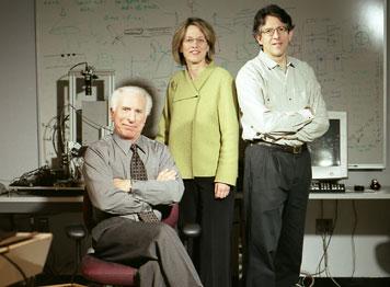 Cognex Founders Dr. Robert Shillman, Marilyn Matz, and Bill Silver