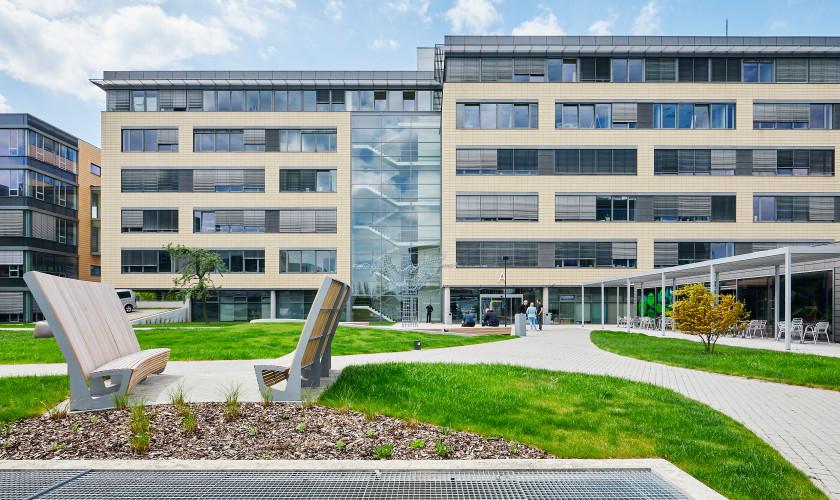 czech republic Cognex office location