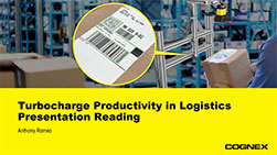 Turbocharge Productivity in Logistics Presentation Reading Applications