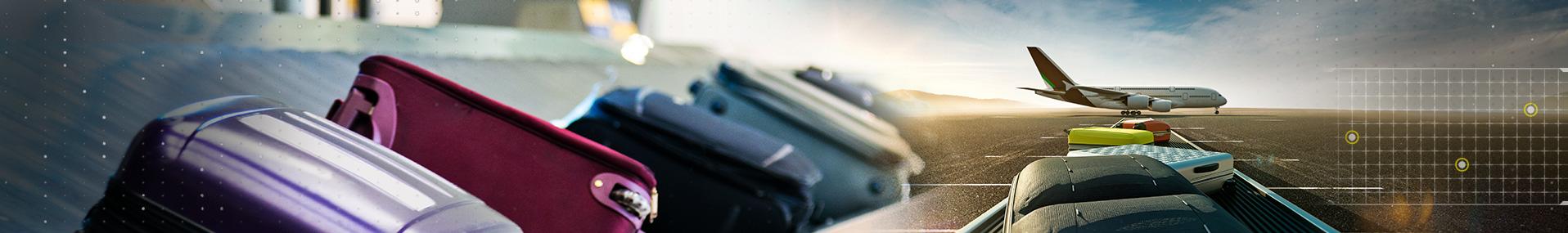 Cognex Logistics for Airport-Baggage-Handling
