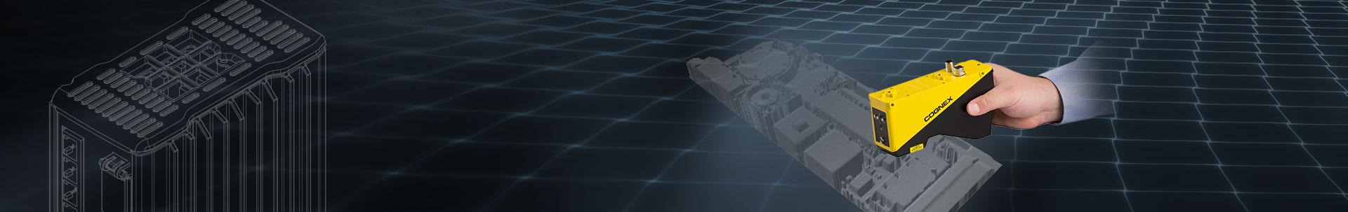 Cognex 3D vision banner
