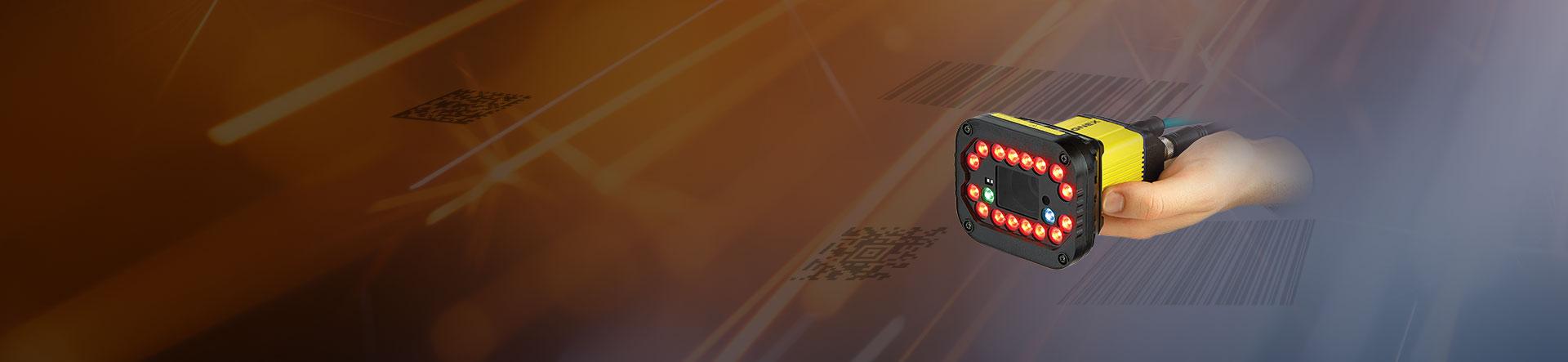 DataMan 370 Series Fixed-Mount Barcode Reader